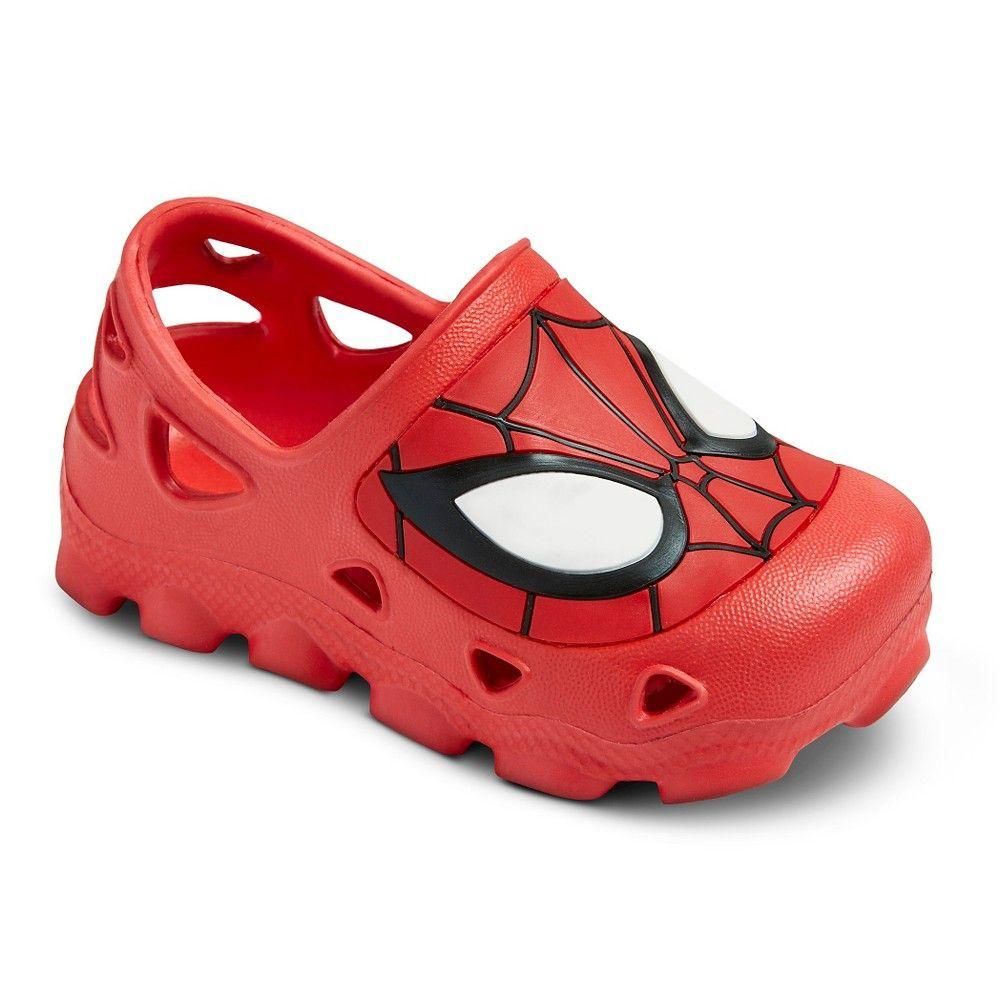 3d610afdc831 Toddler Boys  Spider-Man Clogs
