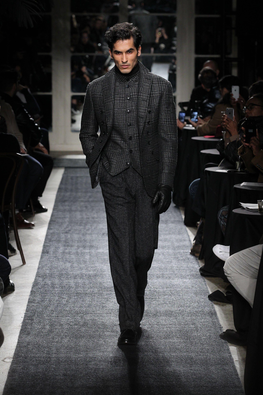 Joseph Abboud Fall 2018 Menswear Fashion Show   Pinterest