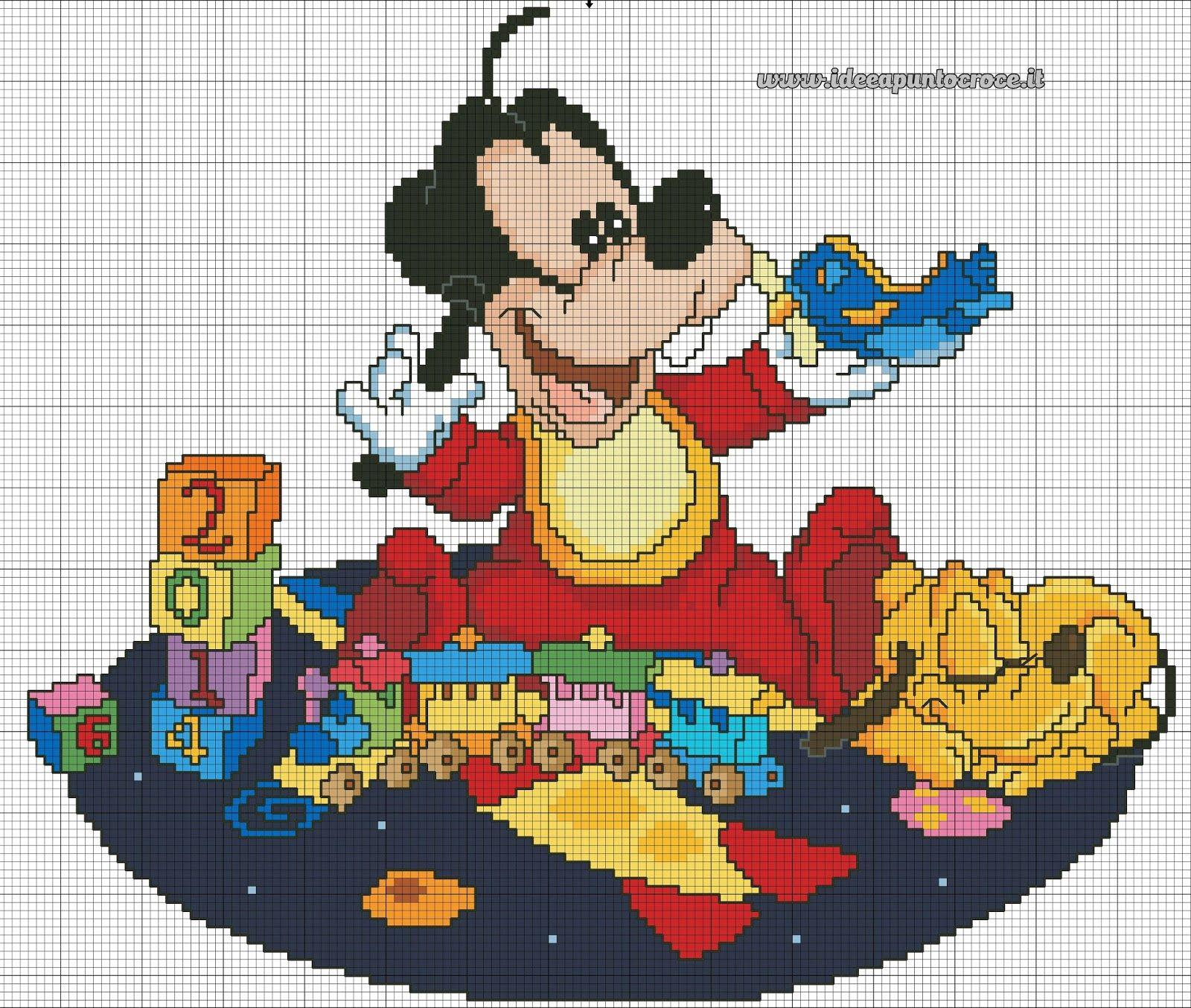 Schemi punto croce disney disney cross stitch charts for Schemi gratis punto croce disney