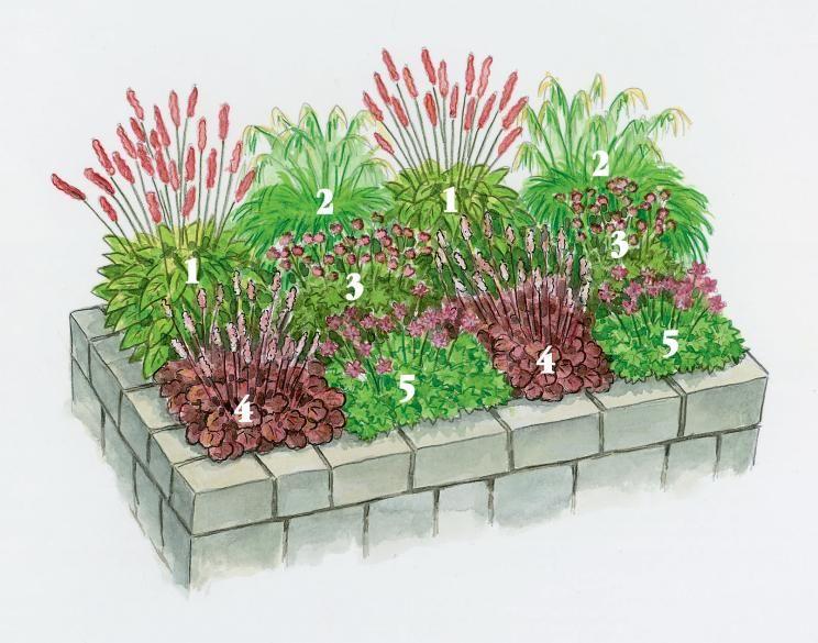 Schattige Platze Im Garten 3 Ideen Zum Nachpflanzen Schattenpflanzen Garten Hochbeet Pflanzen Pflanzen Schatten