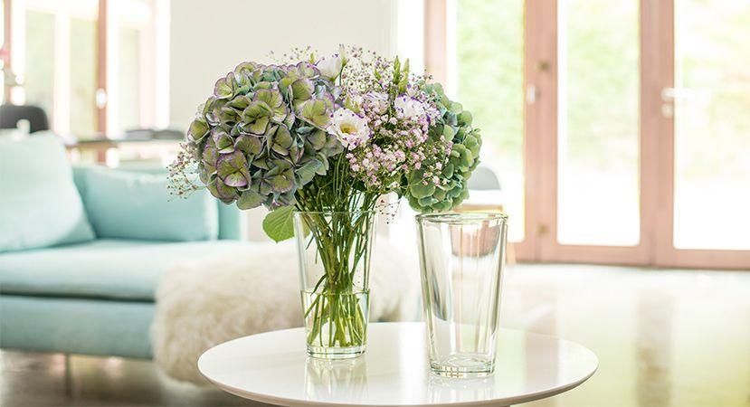 Schöner Blumenstrauß!
