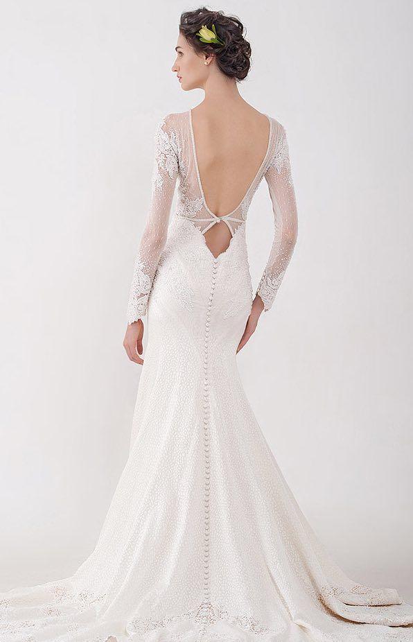 Modern Wedding Dresses With Classic Charm Bridal Pinterest