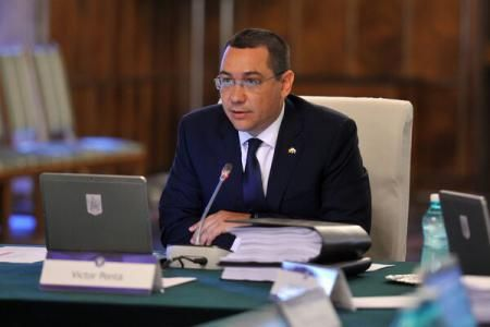 Prime Minister Victor Ponta visits flood-affected areas of Gorj County – AGERPRES