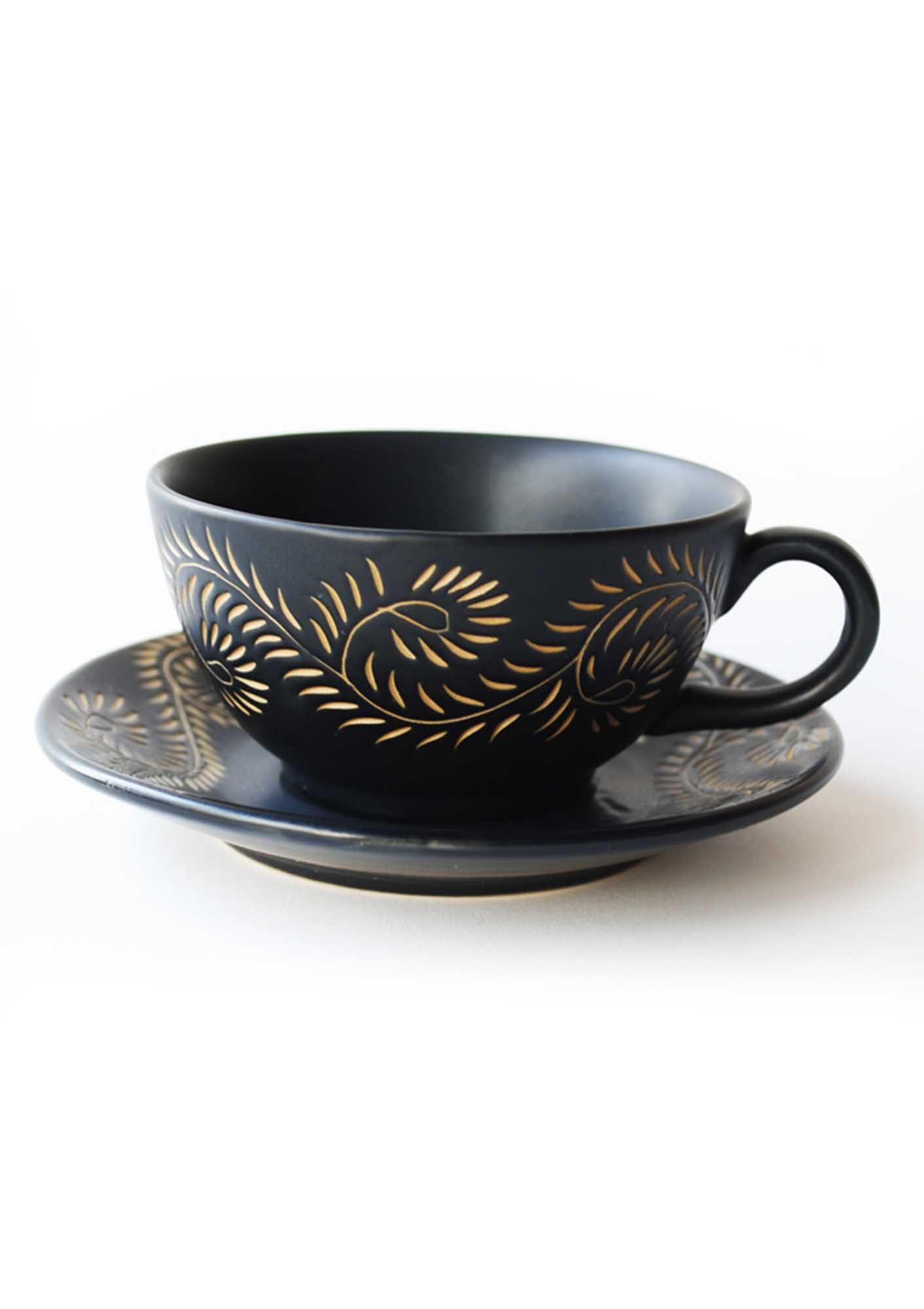 handcrafted marrakesh tea cup kitchen and dining