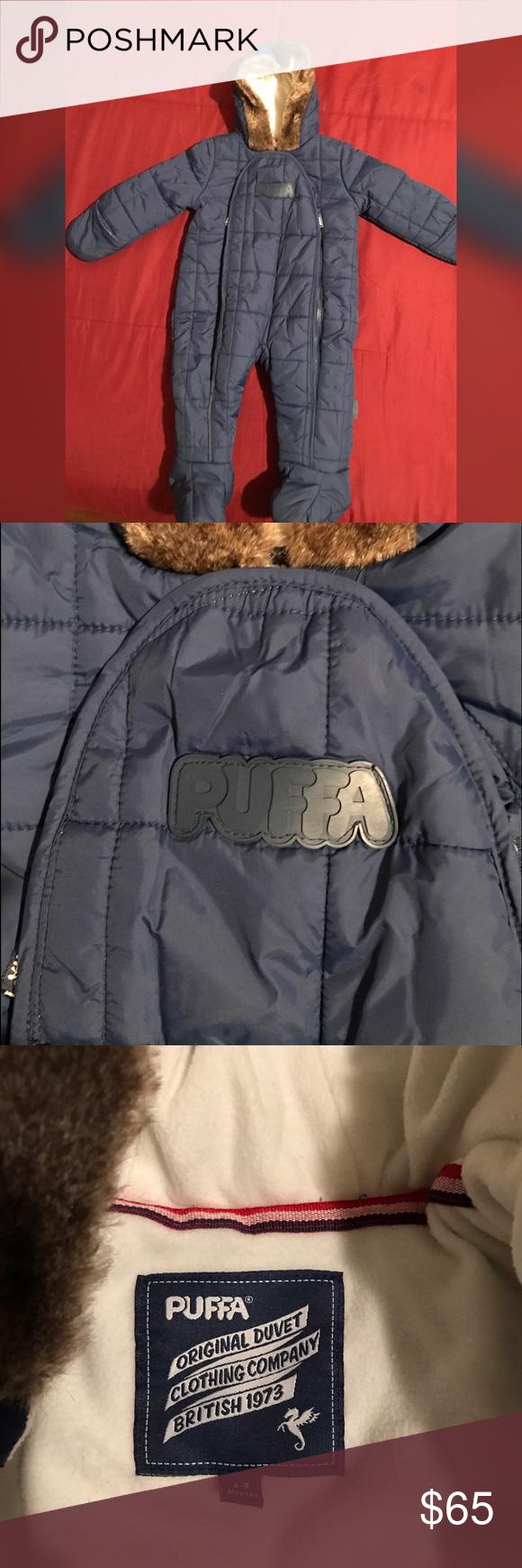012ba8cf0d8b NWOT PUFFA Baby Snowsuit Brand new authentic Puffa baby snowsuit ...