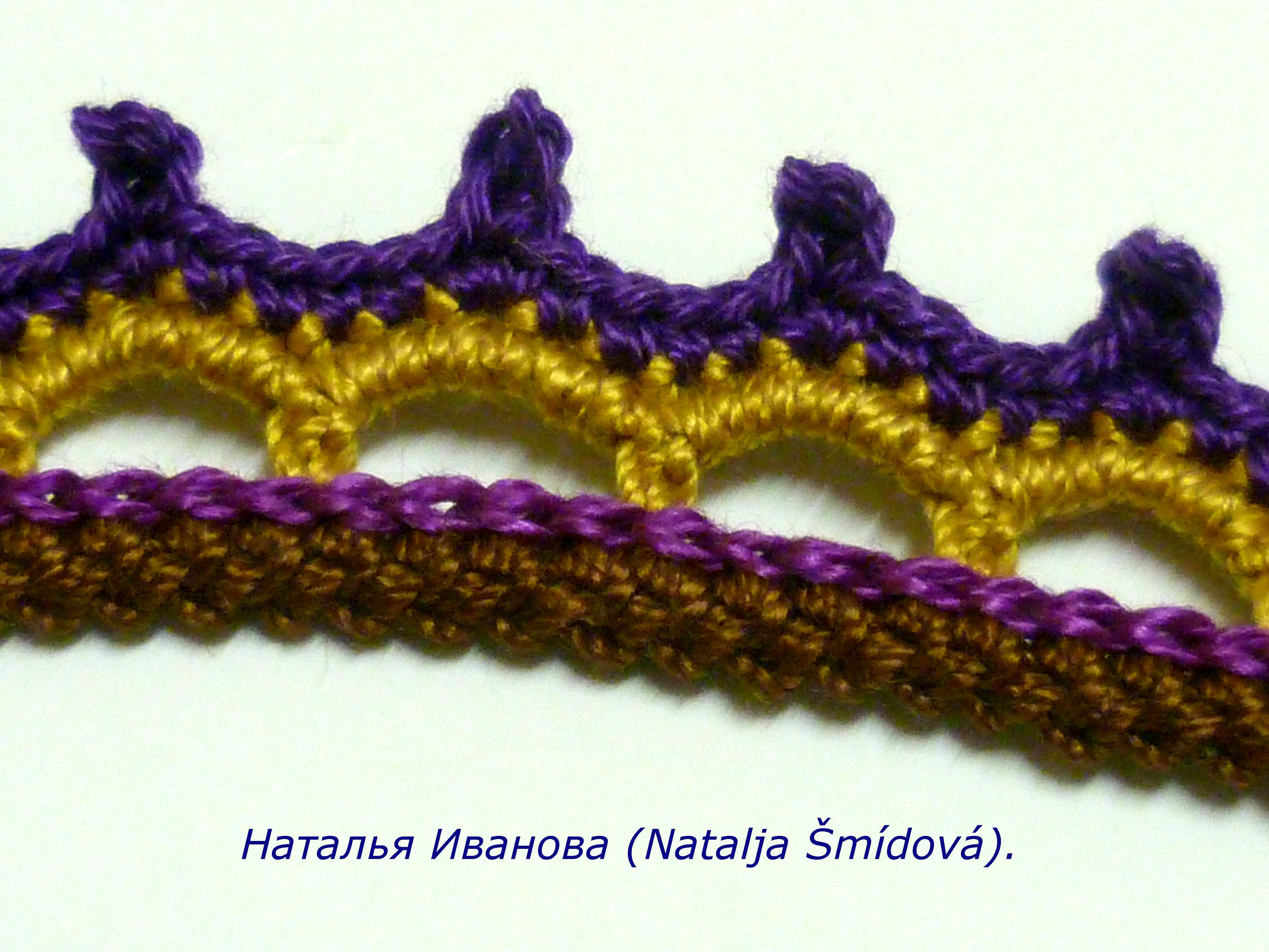 Наталья Иванова (Natalja Šmídová). Irish crochet. Freeform. irish ...