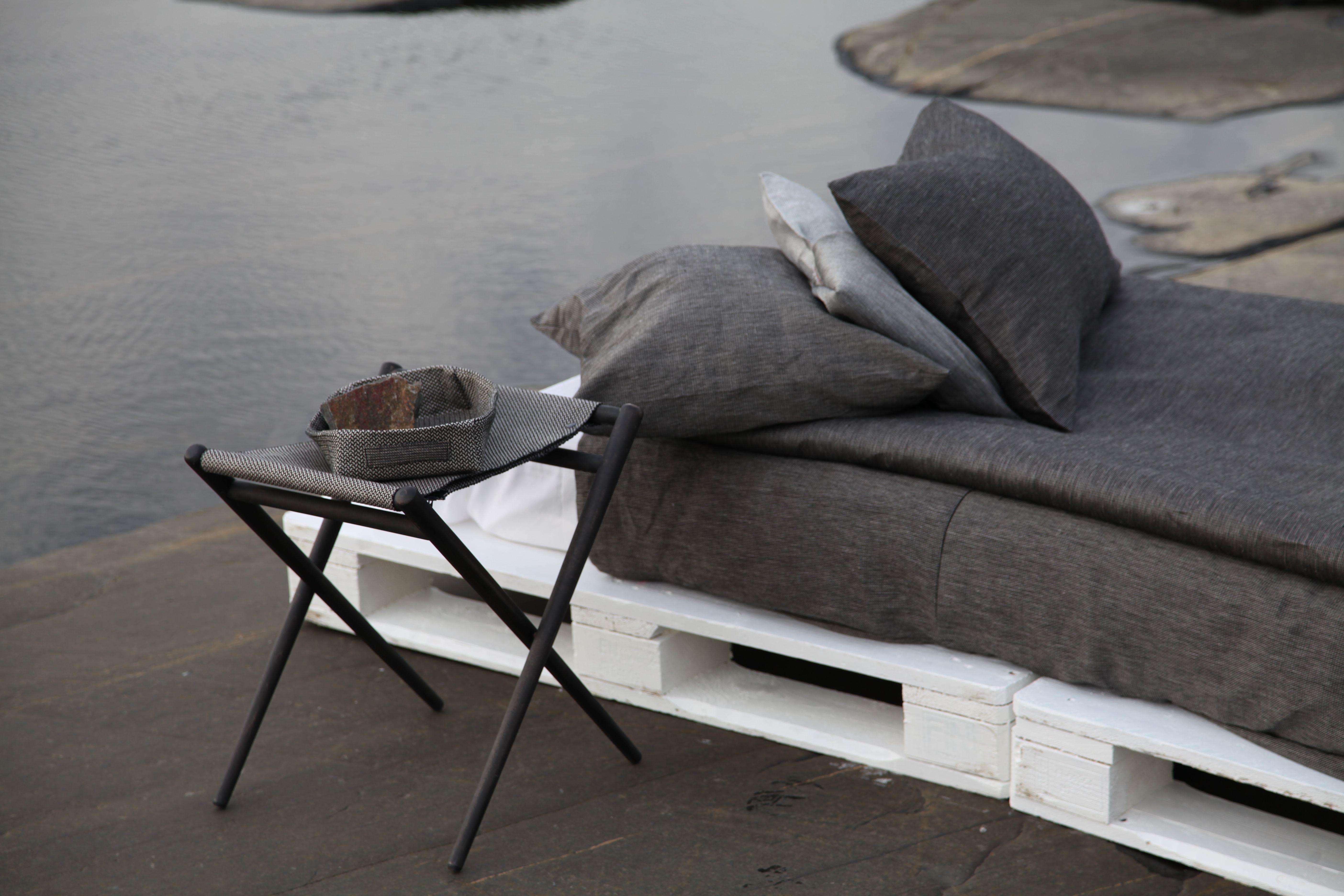 Pisa Designin tämän syksyn uutuus sarjana on vuodetekstiilit. Kerran pellavatekstiileissä nukkunut ei tyydy enää muuhun! #habitare2015 #design #sisustus #messut #helsinki #messukeskus #finnishdesign