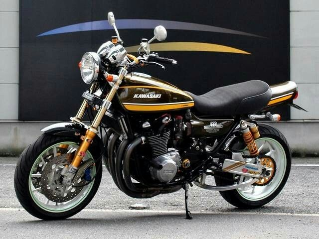 Kawasaki Z900 brought up to date   Motorbikes   Pinterest   Kawasaki
