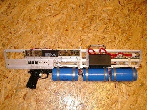 Top 5 Coil Guns - Hacked Gadgets – DIY Tech Blog | Dynamics