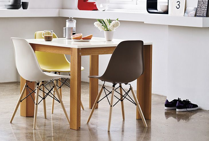 eames molded plastic chairs especially white wafer sparrow and