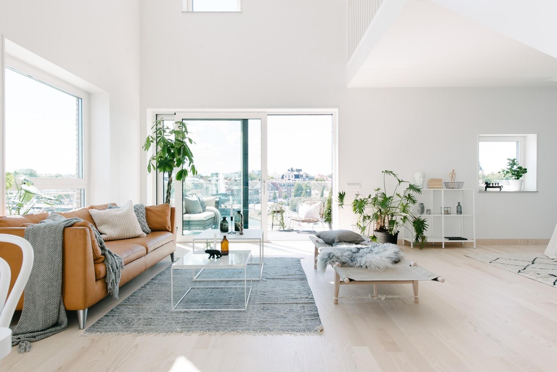 Un Appartement Aux Couleurs De Son Environnement  Planete Deco