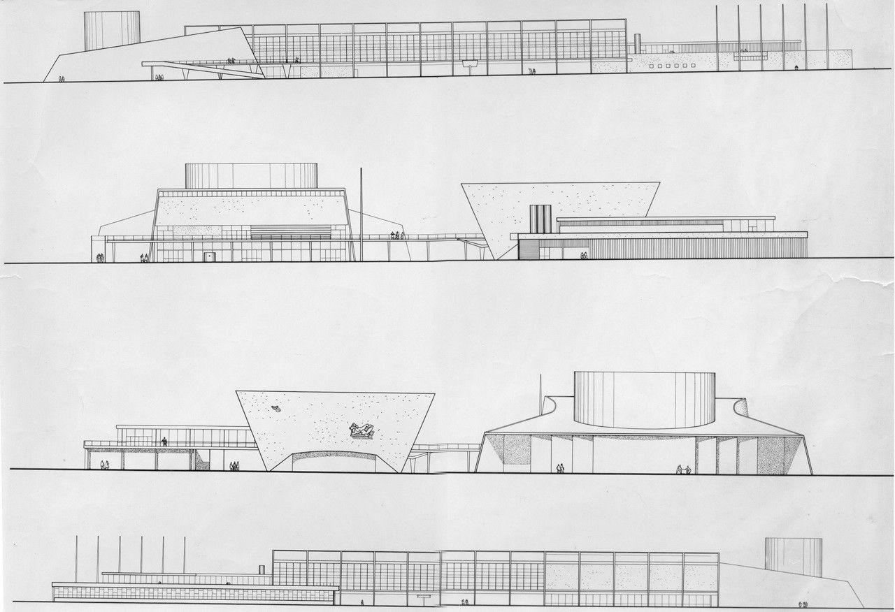 Galeria De Classicos Da Arquitetura Museu De Arte Moderna Do Rio