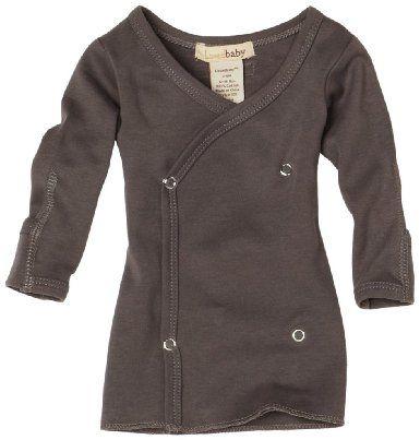 L'ovedbaby Unisex-Baby Newborn Wrap Shirt