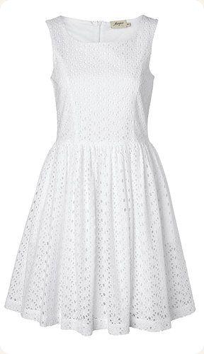 4118b4071d4d Bildresultat för jumperfabriken klänning vit | Finfint! | Pinterest ...