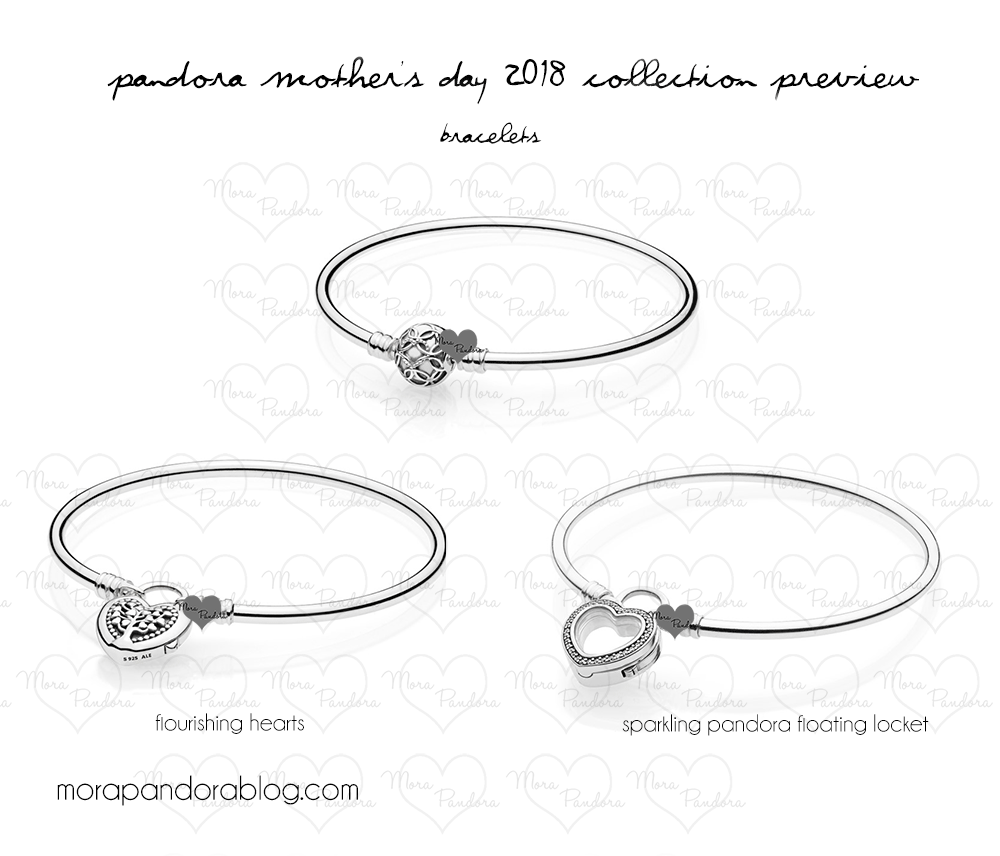 Pandora Mother S Day 2018 Bracelets