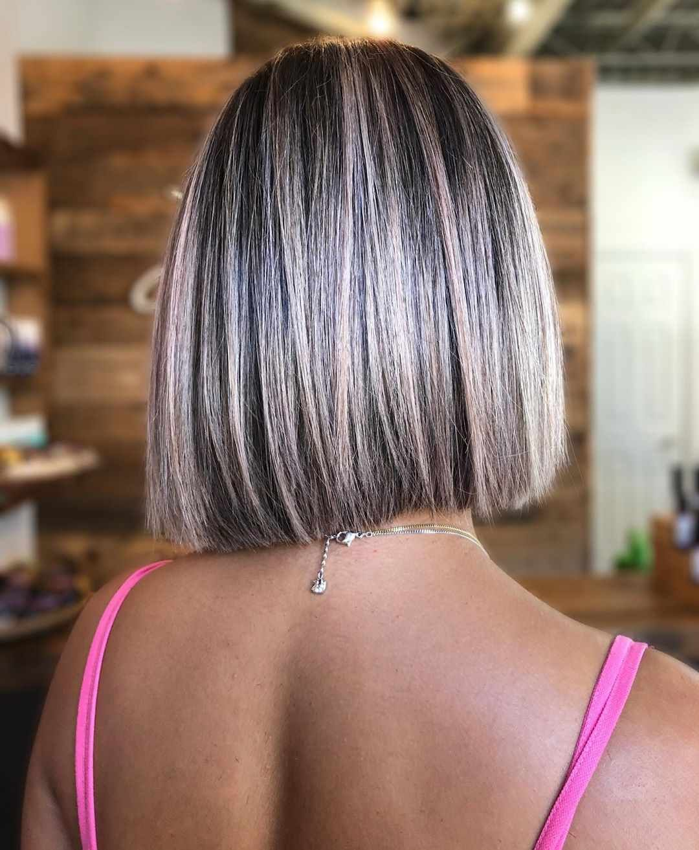 30 best fall hair colors for short hair 20192020 short