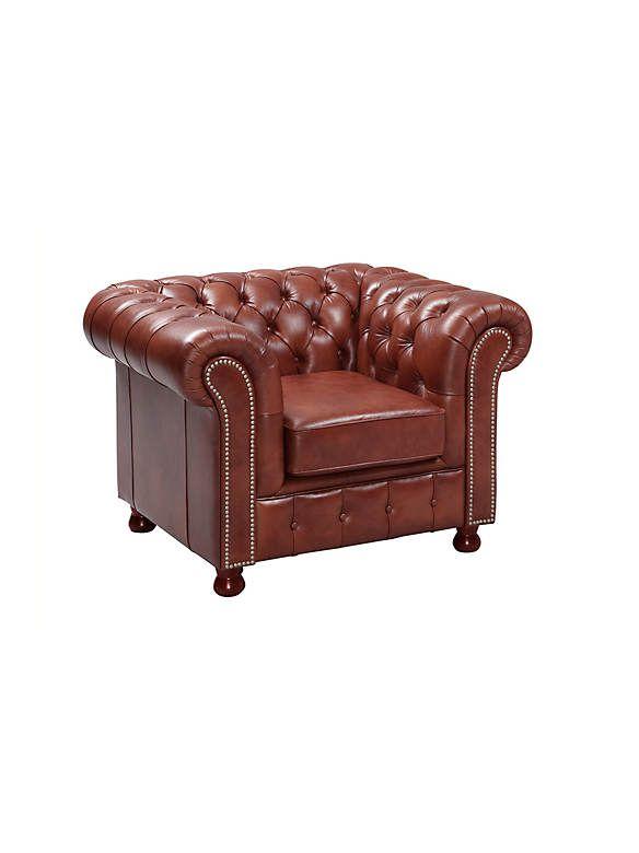 Sessel Im Klassisch Englischen Club Stil Heine Home Sessel Wolle Kaufen