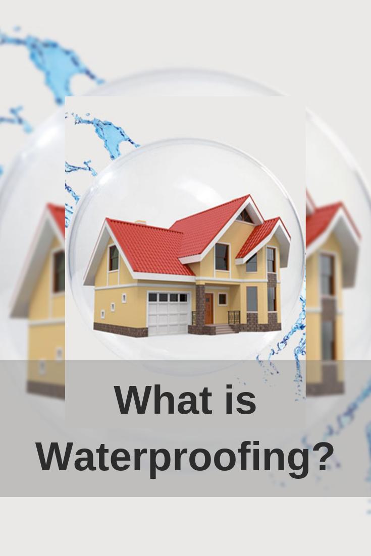 Pin On Waterproofing Coating