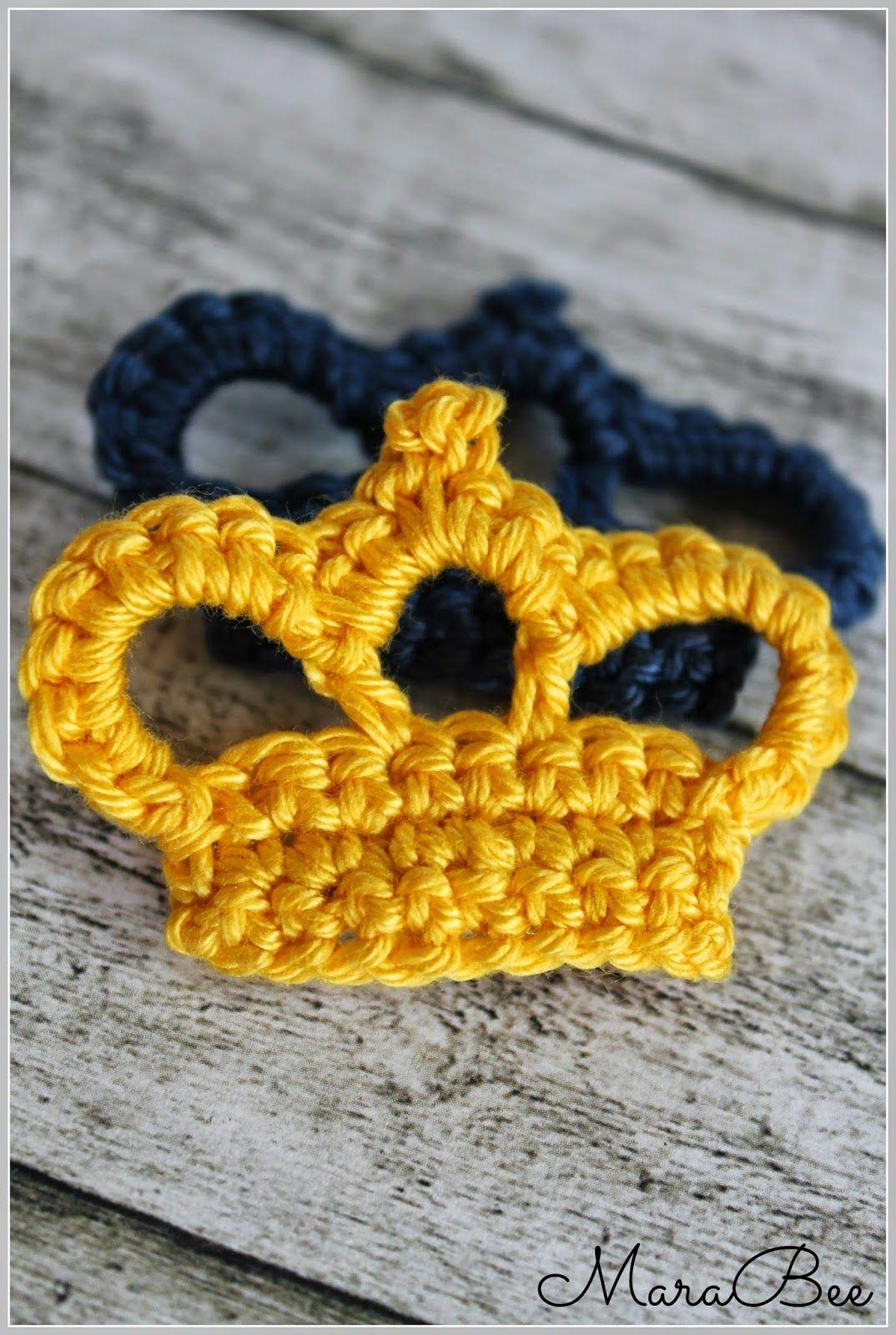 Marabees Welt Diy Mir Ist Heutganz Royal Crochet Co