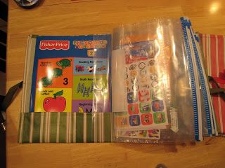 Corny Little Crafts...and other stuff: Travel Activity Book