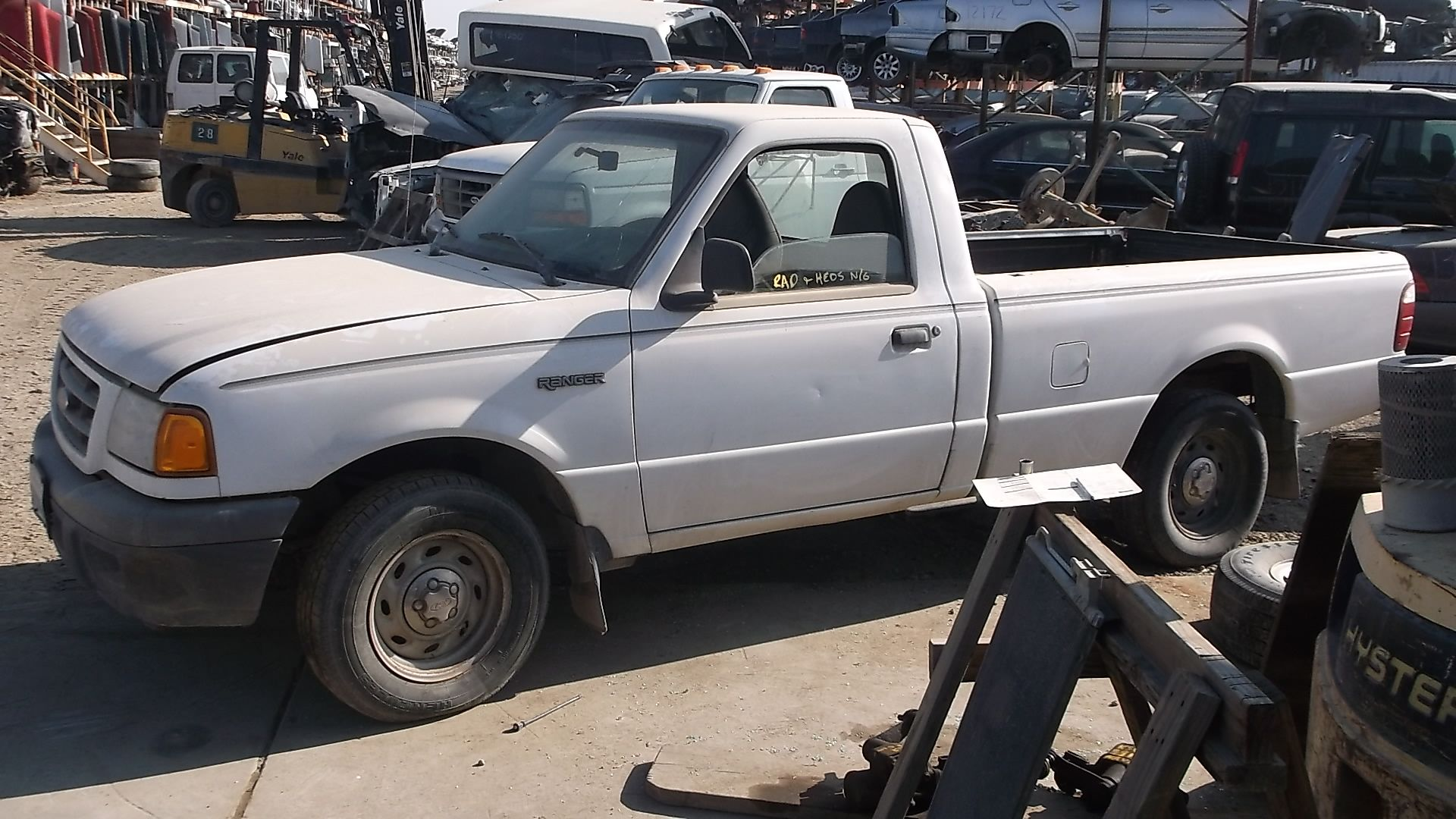 2001 Ford Ranger XL Long Bed 2WD 3.0L with 218k Miles