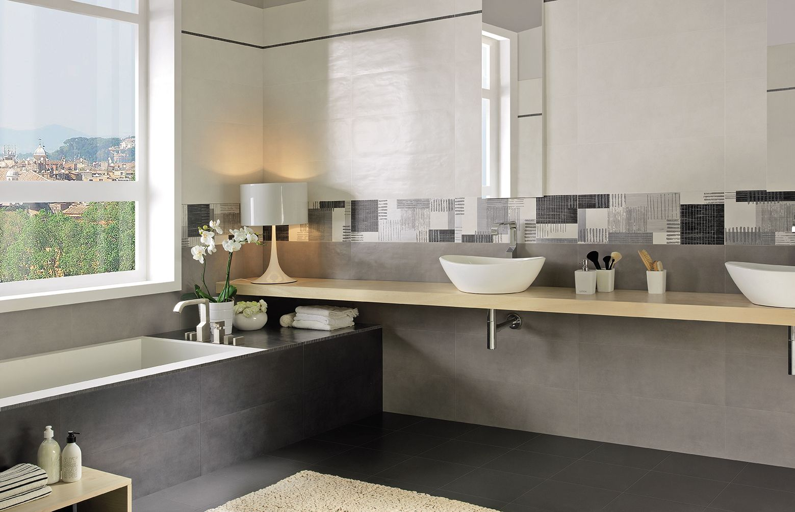 Serie manhattan armonie by arte casa interior bagni moderni pinterest bagno bagni - Ricci casa bagni ...