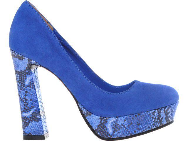 Via Marte #blue #heels