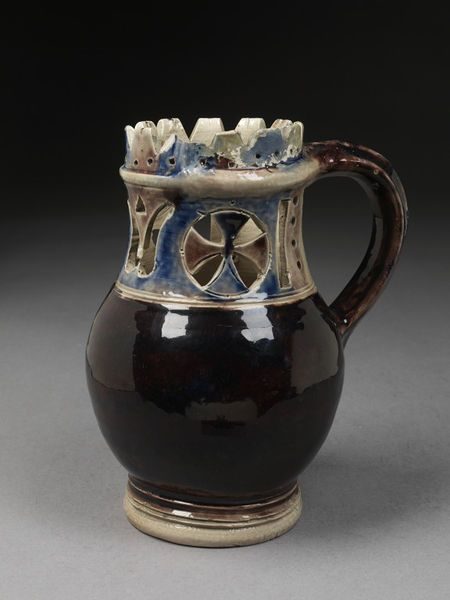 Puzzle jug | V&A Search the Collections