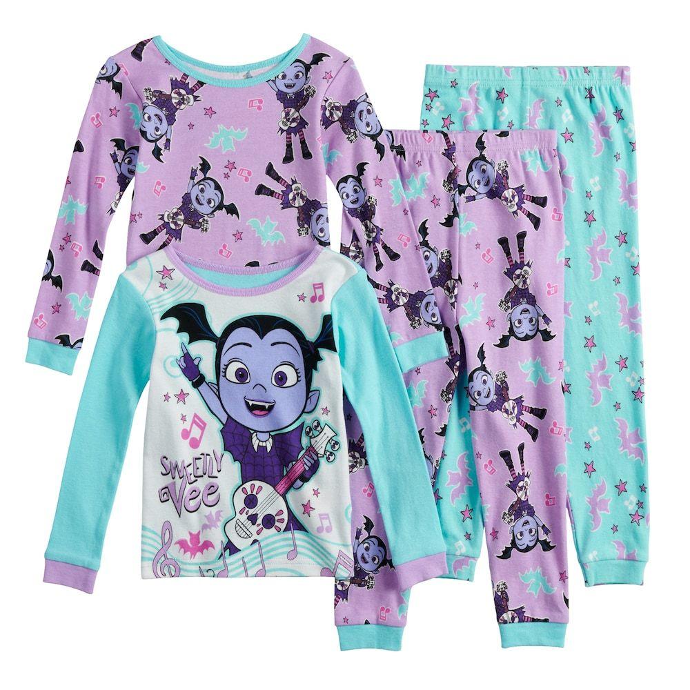 NWT Disney Store Vampirina T-shirt Tee Top Girls 2//3,4