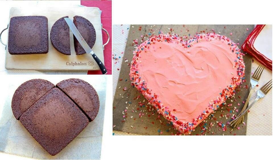 baking valentine's day cookies