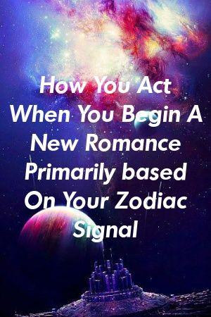 Wie Sie sich verhalten, wenn Sie eine neue Romanze beginnen, die hauptsächlich auf Ihrem Sternzeichen von labpets.gq basiert   – Zodiac Signs