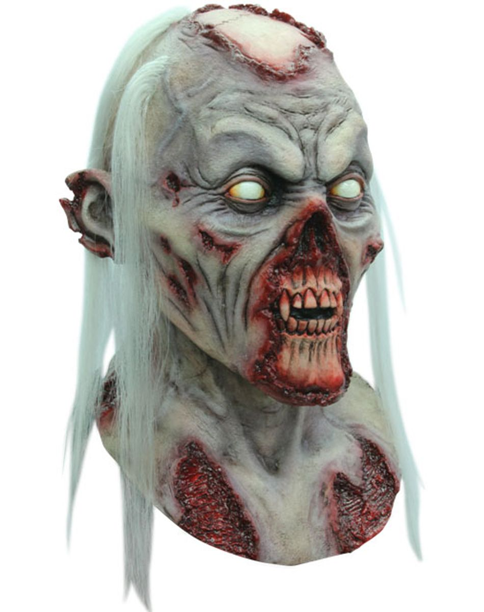 Ancient Zombie Mask | Evil Pins | Pinterest | Zombie mask, Spirit ...
