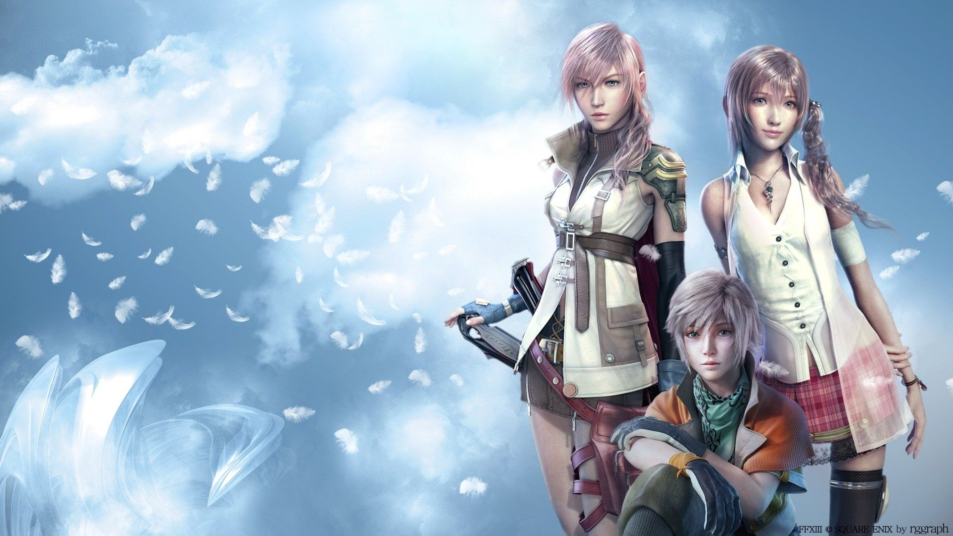 Final Fantasy Xiii Wallpaper 1920x1080 High Resolution Final Fantasy Wallpaper Hd Final Fantasy Xv Wallpapers Final Fantasy