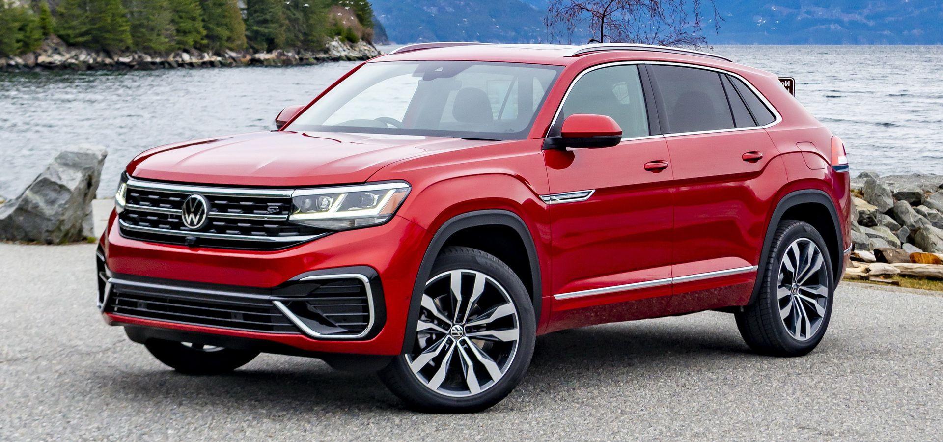2021 Volkswagen Atlas Cross Sport Release Date, Review