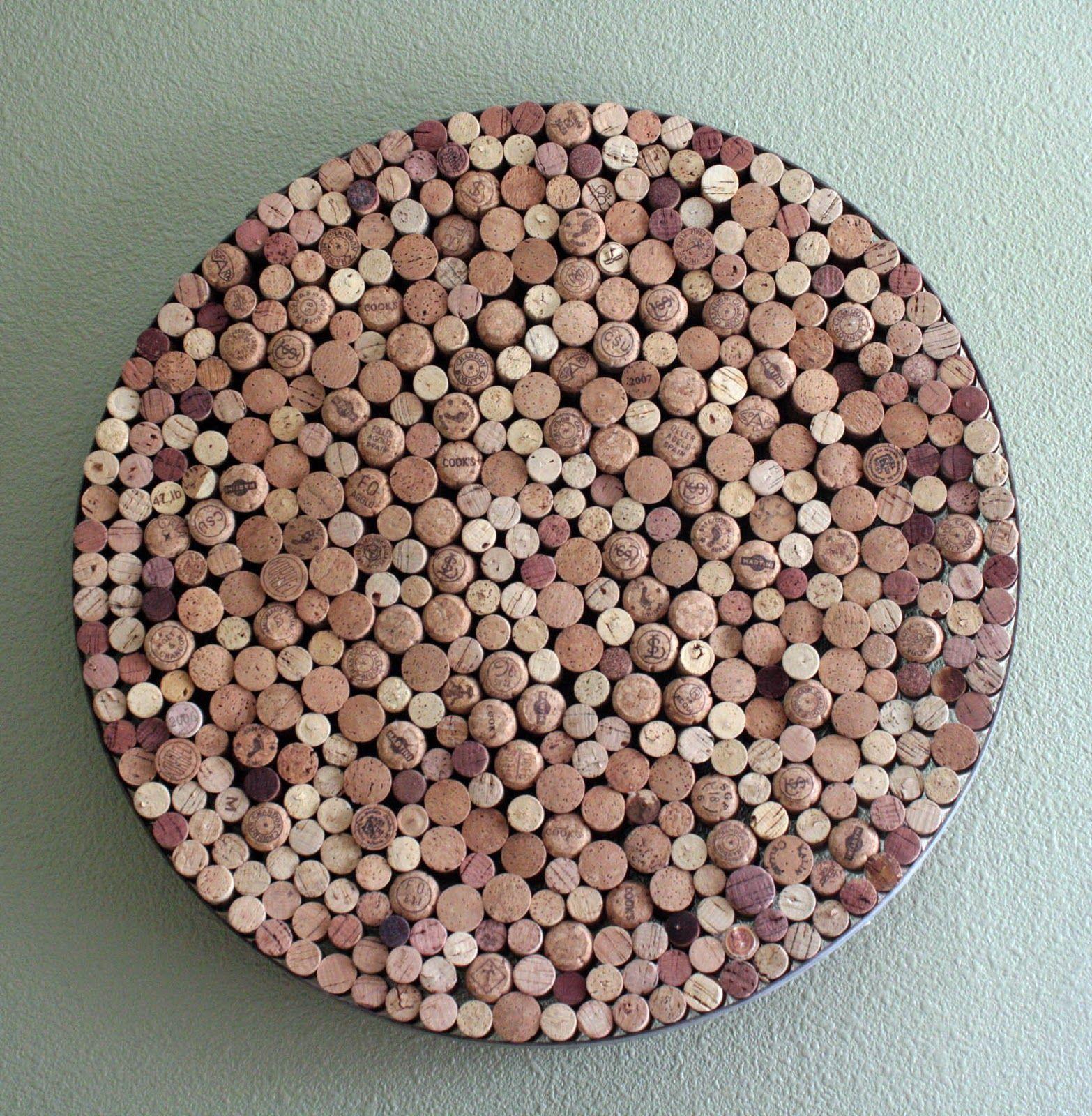 Cork art craftdo it yourself ideas pinterest cork art cork cork art solutioingenieria Gallery