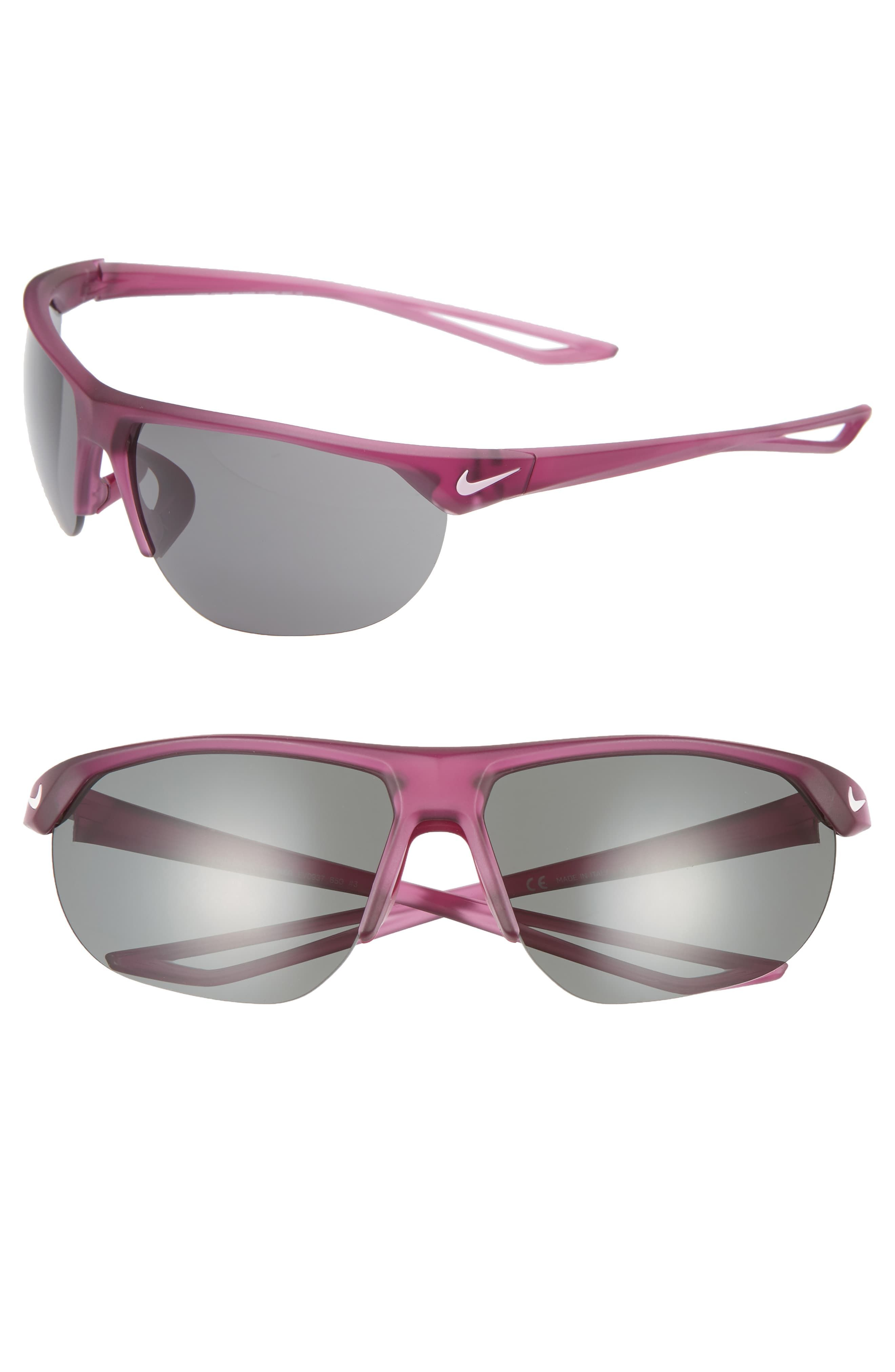 Cross Trainer 67mm Shield Sunglasses Nike cross trainers