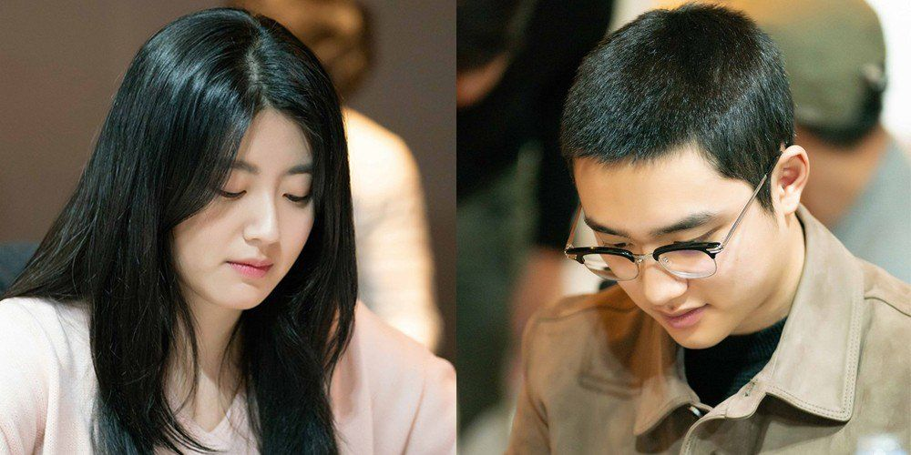 Script Reading Session For 100 Day Husband Starring Nam Ji Hyun