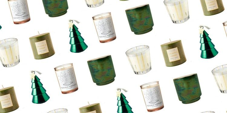 Scented Candles That Will Make Your Home Feel Even More Festive — Town & Country #scentedcandles