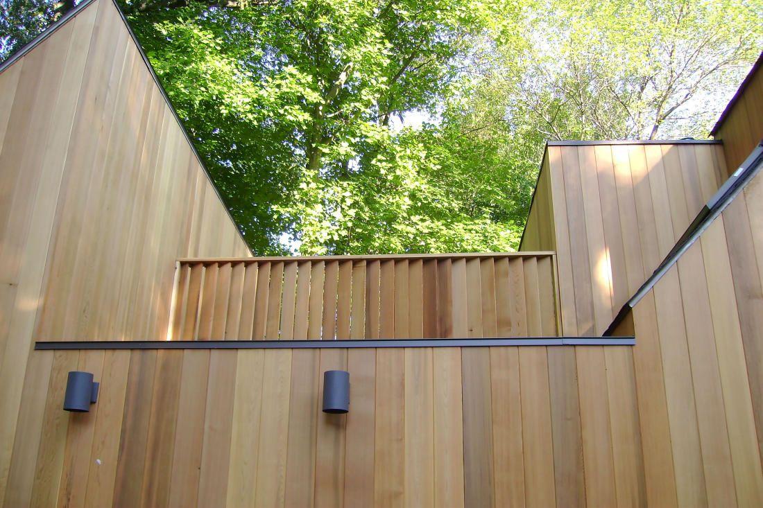 Clear Tongue Groove Cedar Siding Vertical Install In Pa In 2020 Cedar Wood Siding Wood Siding Exterior Cedar Siding