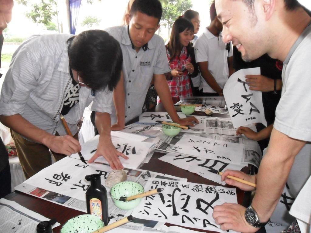 Native Speaker Pengajar Asli Jepang Jepang, Bahasa