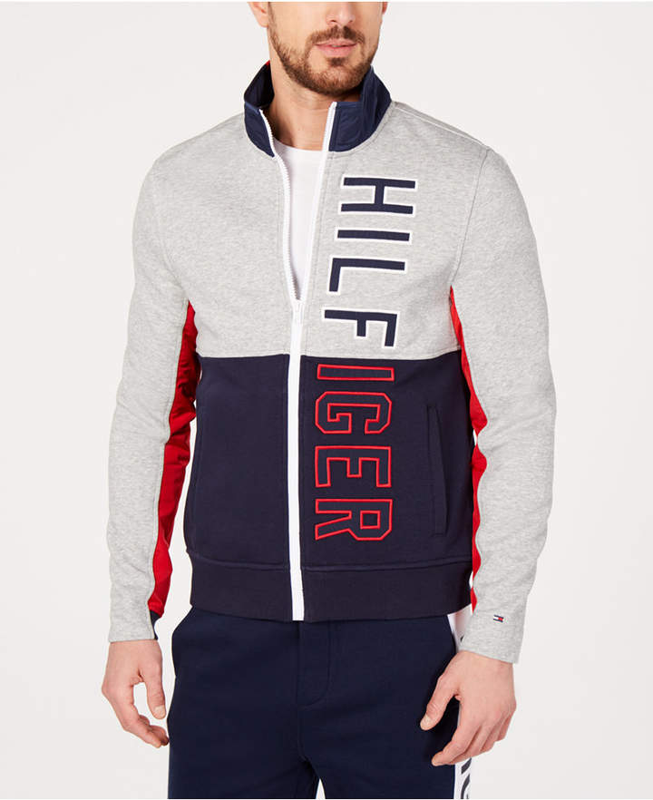 4538053d7 Tommy Hilfiger Men Big & Tall James Full-Zip Sweatshirt | Products ...