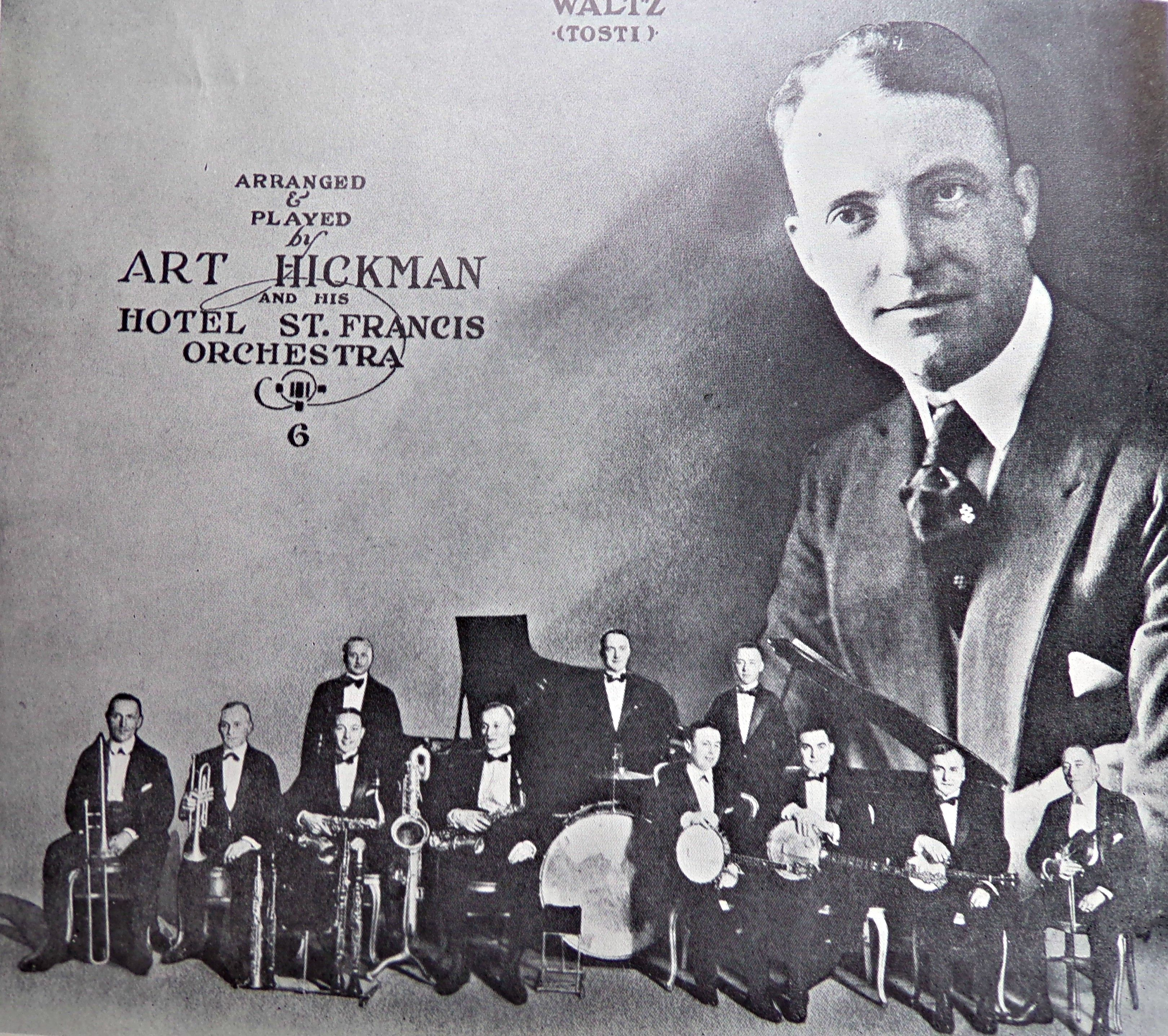 Art Hickman His Orchestra