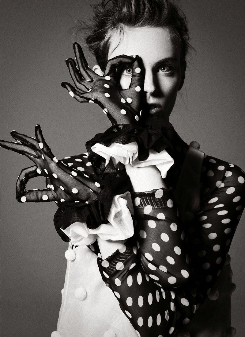 © JeanFrançois Campos Fashion photography, Black