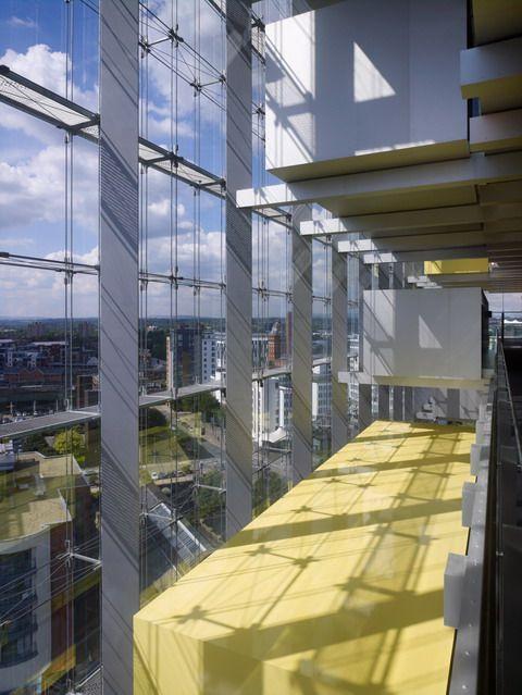 Manchester Civil Justice Centre / Denton Corker Marshall ...