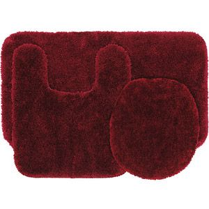 Mainstays 3Piece Bath Rug Set Rug sets, Bath rugs sets