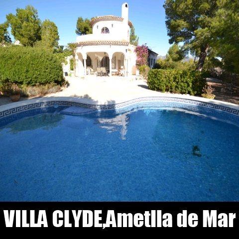 fabuleux séjour à la Villa Clyde destination en Espagne