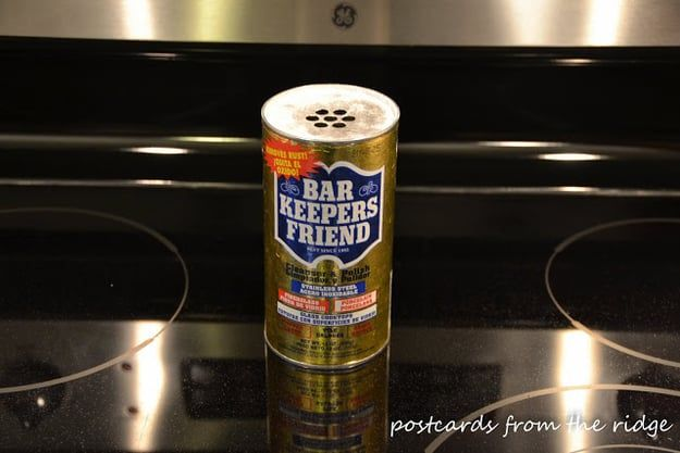 Exceptionnel 11 Life Changing Cleaning Tricks. Stove Top CleanerBar Keepers FriendGlass  ...