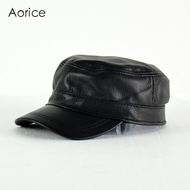 cool chef baseball caps hat cap buy quality china suppliers genuine leather men high real sheep works vent le