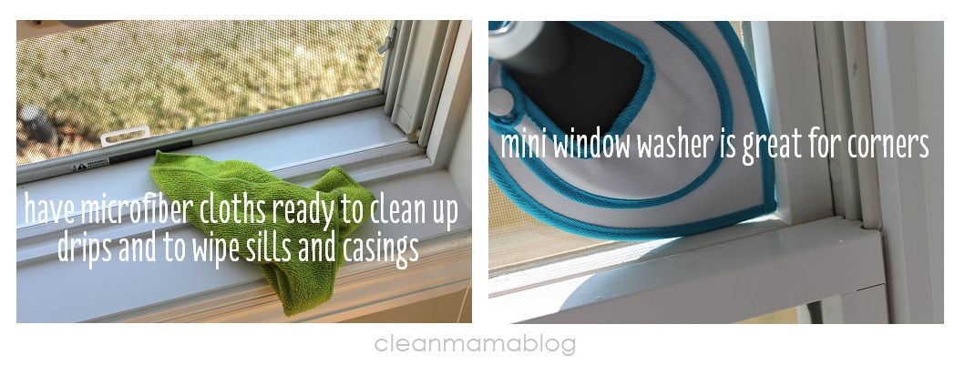 10 Musts for Spring Cleaning The Best Way to Wash