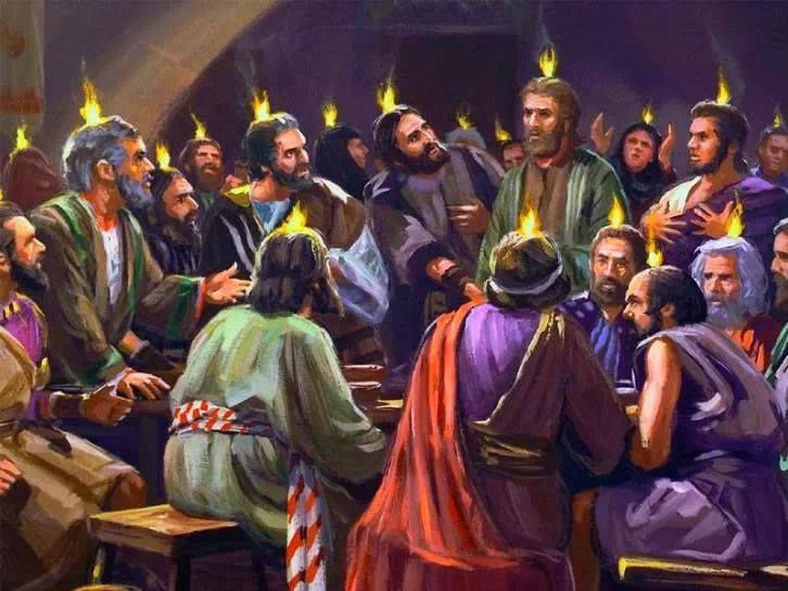 pentecostes hechos 2